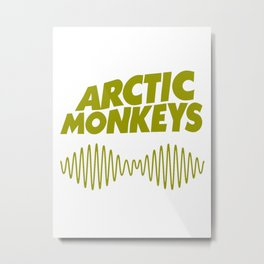 Artic Monkeys Metal Print