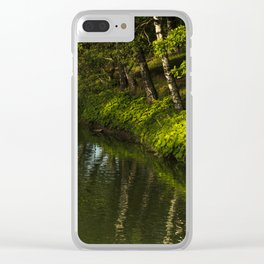 Magical Place Clear iPhone Case