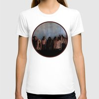 zombies T-shirts featuring ZOMBIES V by Zombie Rust