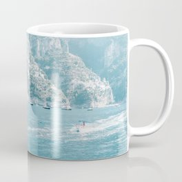Ease By The Mountains Coffee Mug