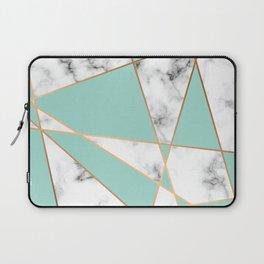 Marble Geometry 055 Laptop Sleeve