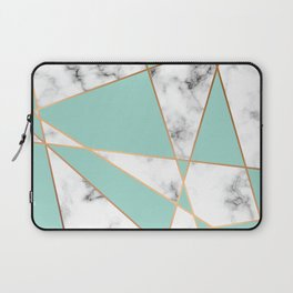 Marble Geometry 055 Laptop Sleeve