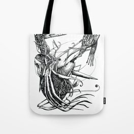 Aquatic Situation Tote Bag