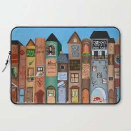 Wee Folk Lane Laptop Sleeve