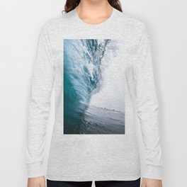 Beautiful Wave Crash Long Sleeve T-shirt