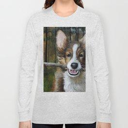 Play Fetch Long Sleeve T-shirt
