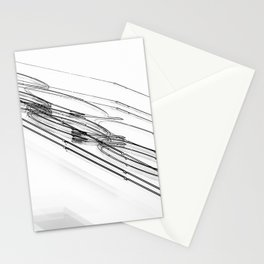 The Love Series 200 White Stationery Cards