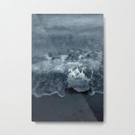Wave Of Light Metal Print