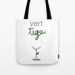 """""""Jeux de MO-"""" VERT-TIGE Tote Bag"""