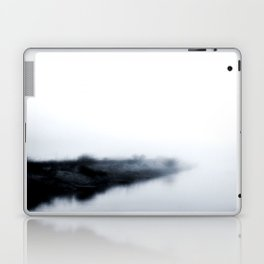 Into the unknown and they showed no fear Laptop & iPad Skin