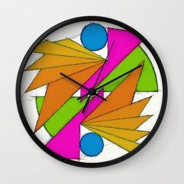 Avian 2 Wall Clock