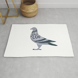 Stay Cool Pigeon Rug