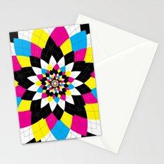 CMYK Argyle Stationery Cards