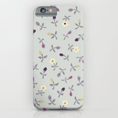 small vintage tulips Slim Case iPhone 6s