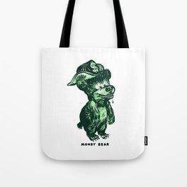 The Money Bear Tote Bag