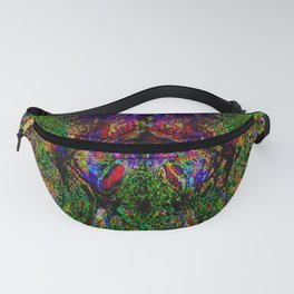 Inside the Painting Fanny Pack