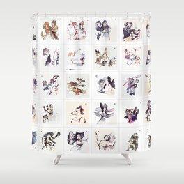 Collection Landscape ~ Los Caprichos Shower Curtain