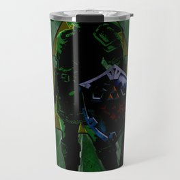 Link abstrac Travel Mug
