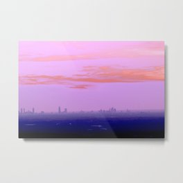 Sweet Sunset Metal Print