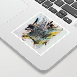 Woarrr - Paint splash Sticker