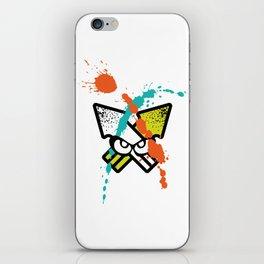 Splatoon - Turf Wars 4 iPhone Skin