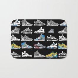 Seek the Sneakers Bath Mat
