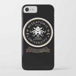 Miskatonic University  iPhone Case
