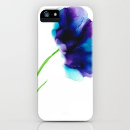 Mystic Himalayan Poppy iPhone Case