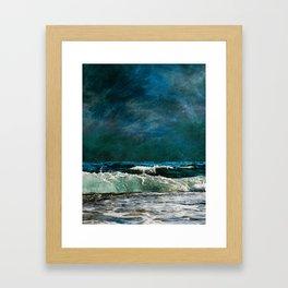 Amazing Nature - Ocean 2 Framed Art Print