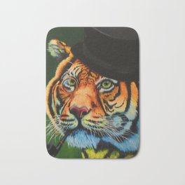 The Tiger Baron Bath Mat