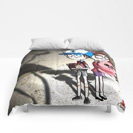 GRAVITY Comforters