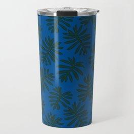 Rare Tropical Houseplant Philodendron Mayoi Travel Mug