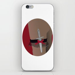 Deadly Seduction iPhone Skin