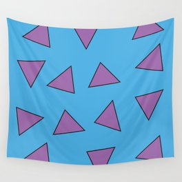 Rocko's Triangles Wall Tapestry