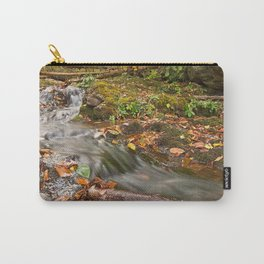 Dark Hollow Falls Stream Carry-All Pouch