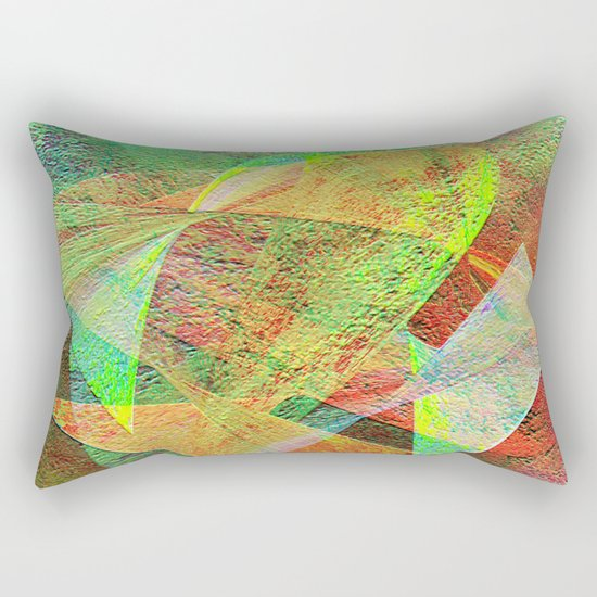""" Galina "" Rectangular Pillow"