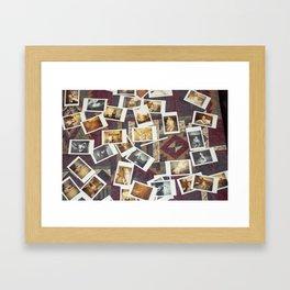 Regne du sommeil mia Framed Art Print