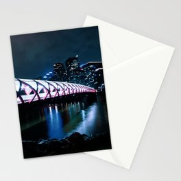 Calgary Peace Bridge Stationery Cards