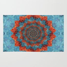 Blossoming woe Rug