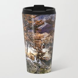 Fall in Patagonia, Argentina Travel Mug