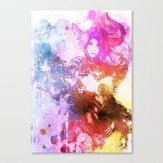 Heylel Canvas Print