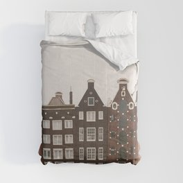 Amsterdam Crooked Row Comforters