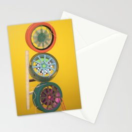 Stacked to Oblivion Stationery Cards