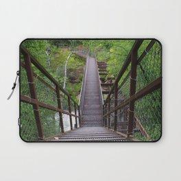 Bridge Over Water Laptop Sleeve