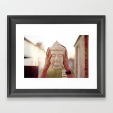 Siddhartha  Framed Art Print