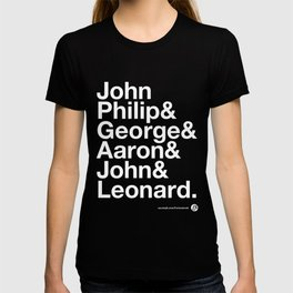 American Composers T-shirt