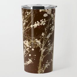 Make it Through (woodland brown edition) Travel Mug
