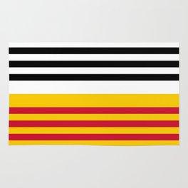 Flag of Loon op Zand Rug