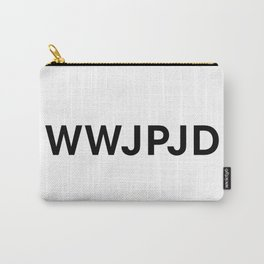 What Would John Paul Jones Do Carry-All Pouch