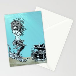 Sea Treasures ll Stationery Cards